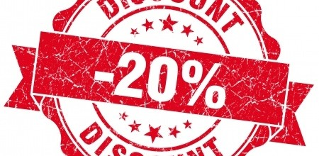 Scopri la lista dei corsi scontati del 20%  il 23 settembre!