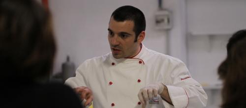 Open day : gli chef! Fabio Potenzano