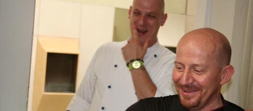 Open day: gli chef! Luca Fasoli