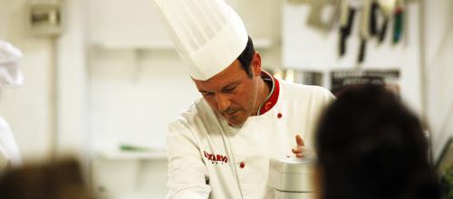 Open day: gli chef! il pasticcere Giorgio Grigoli