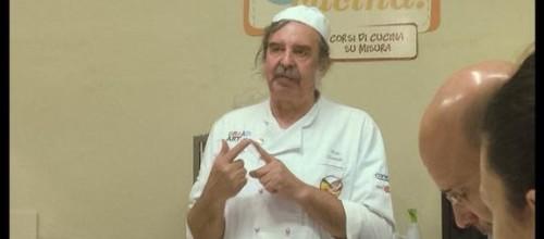 Facce nuove a è cucina: il panificatore Ezio Testolin