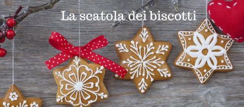 La scatola dei biscotti con Giulia Cerboneschi
