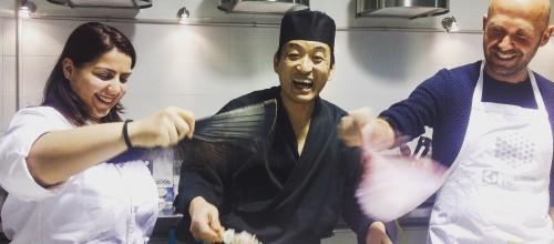 Cucina giapponese: sushi e sashimi