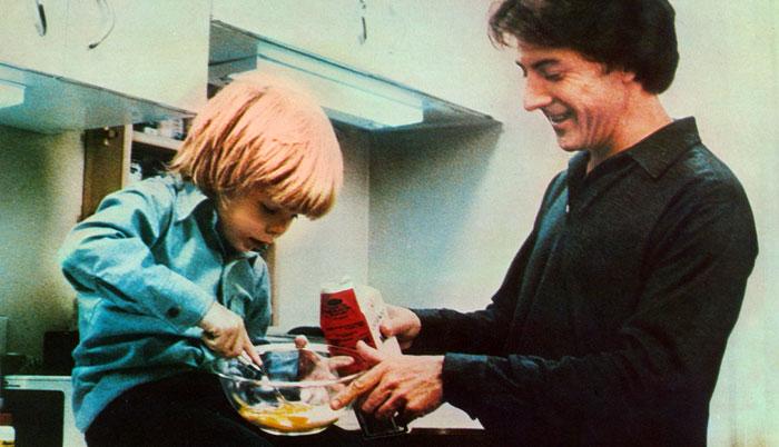 in cucina con papà