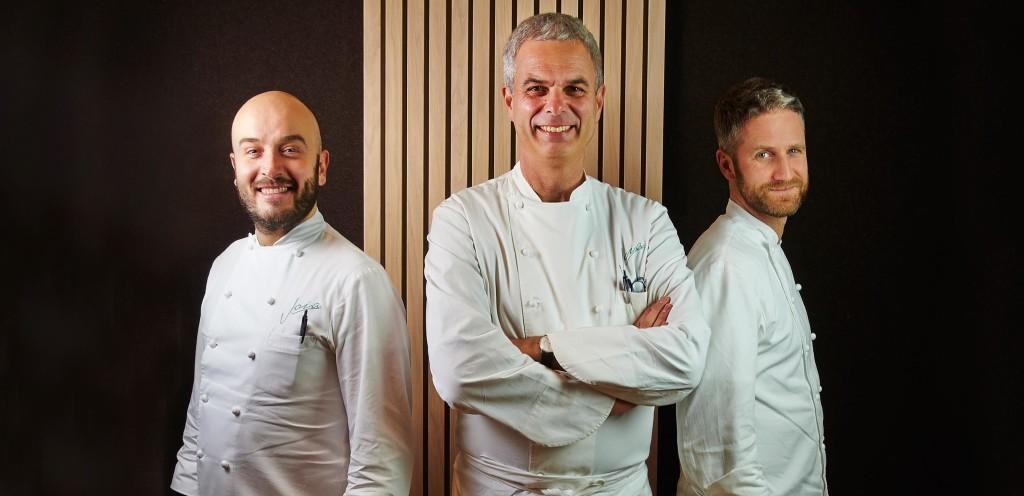 L 39 eccellenza italiana di alta cucina naturale a cucina for Alta cucina italiana