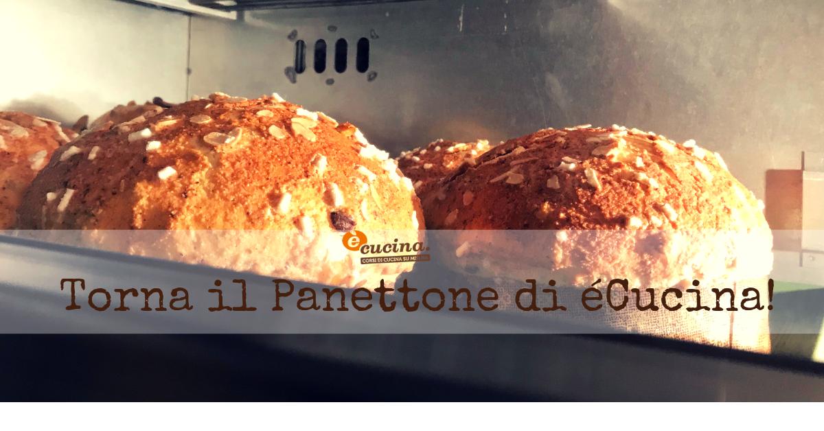 Torna il panettone artigianale con la pasta madre di cucina per il tuo natale e 39 cucina - Corsi di cucina verona ...