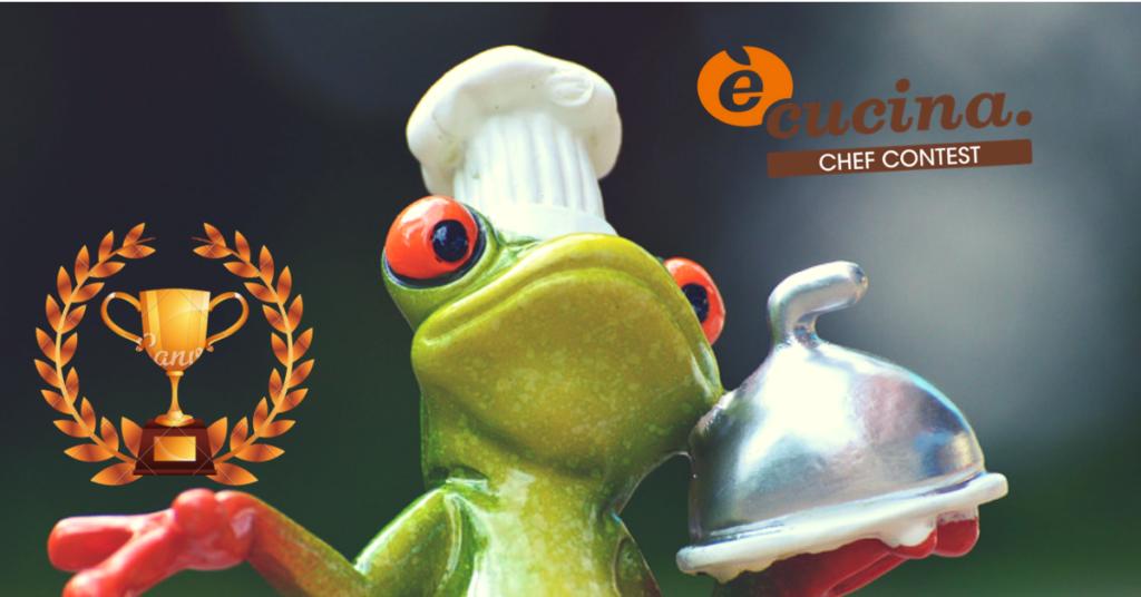 i premi di èCucina Chef Contest