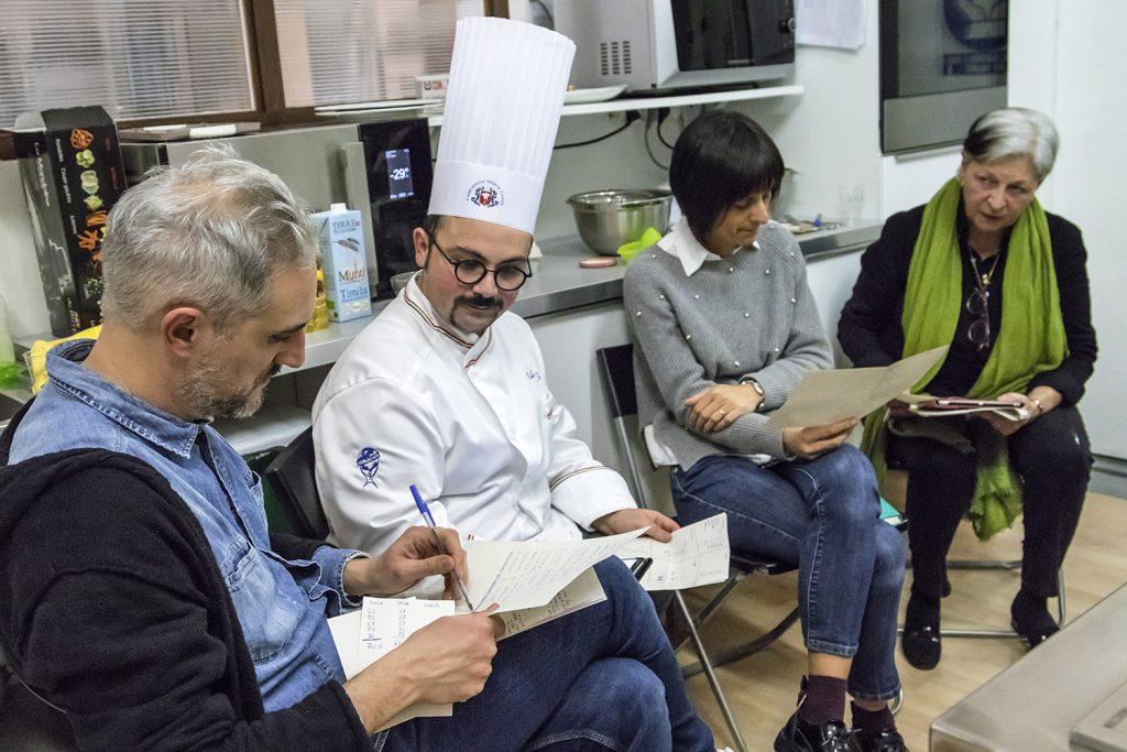 i giudici di ècucina chef contest