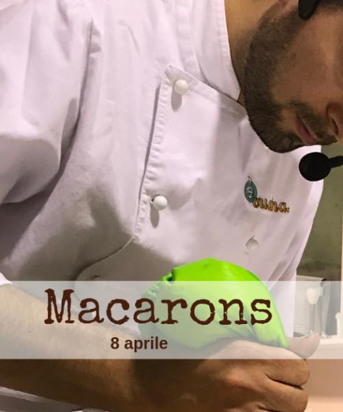 il corso sui macarons-