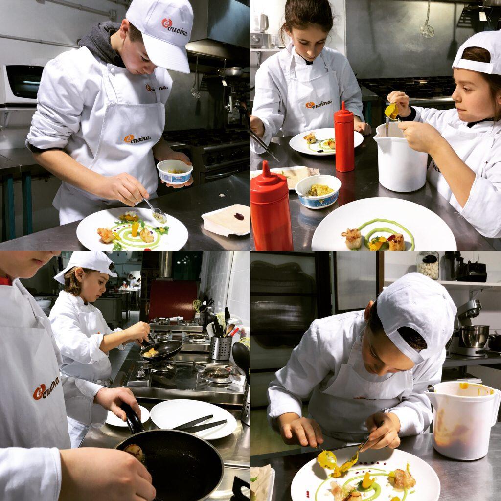 Junior Chef Academy Junior Bakery Academy E Cucina