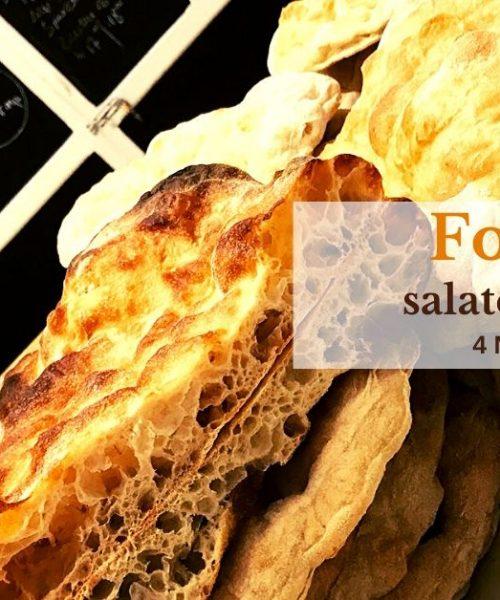 Focacce salate e farcite