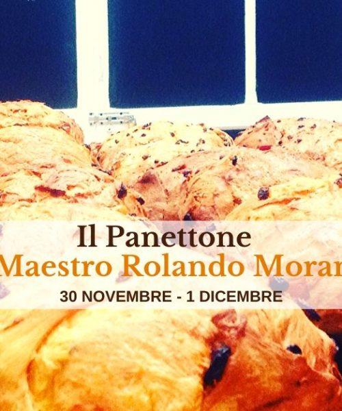panettone Maetro Morandin
