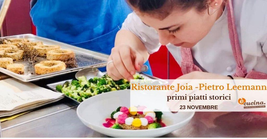 piatti storici del Joia